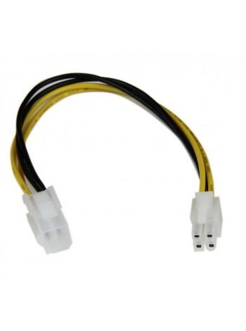 Переходник - удлинитель питания процессора CPU 4 pin - 4 pin