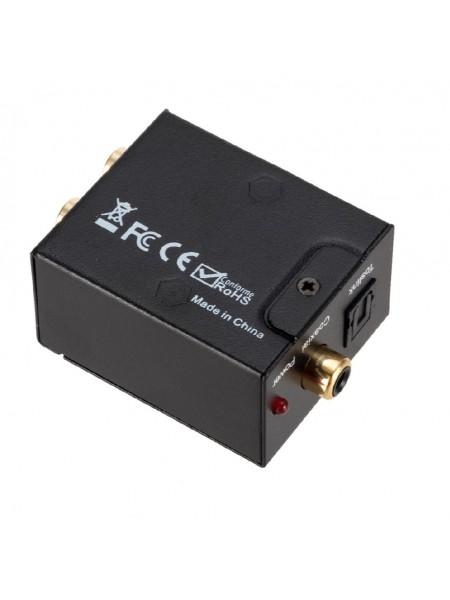 Цифро-аналоговый аудио преобразователь Toslink