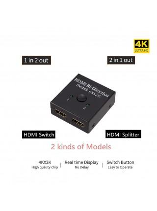 HDMI splitter -  switch двунаправленный