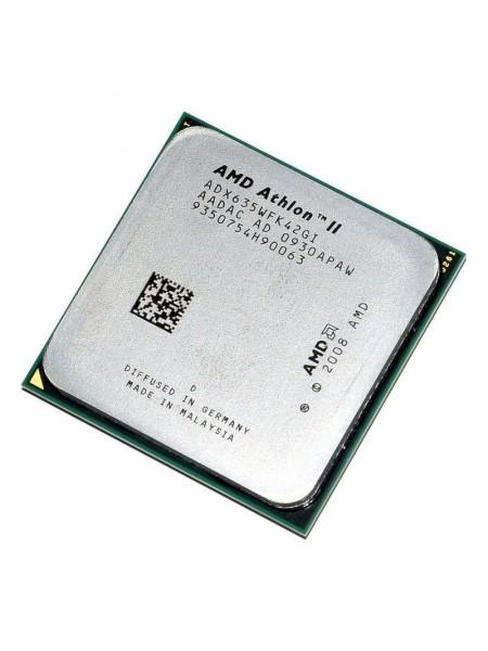 Процессор AMD Athlon II X4 635 Socket AM3 (4 ядра х 2.9 ггц) Б/У