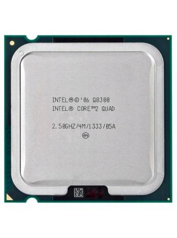 Процессор Intel® Core™2 Quad Q8300 Socket  775 (4 ядра х 2.5 ггц) Б/У