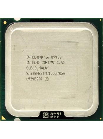 Процессор Intel® Core™2 Quad Q9400 Socket 775 (4 ядра х 2.66 ггц ) Б/У
