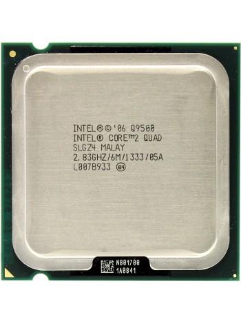 Процессор Intel® Core™2 Quad Q9500 Socket 775 (4 ядра х 2.83 ггц ) Б/У