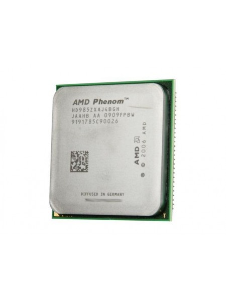 Процессор AMD Phenom X4 9850 Socket AM2+ ( 4 ядра х 2.5ггц) Б/У