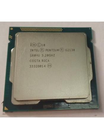 Процессор Intel Pentium G2130 Socket 1155 (2 ядра х 3.2 ггц ) Б/У