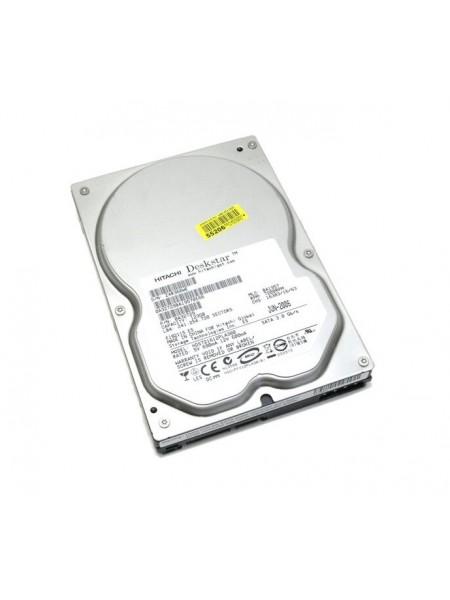 """Жесткий диск SATA 3.5"""" HITACHI Deskstar 120гб, Б/У, без BADов"""