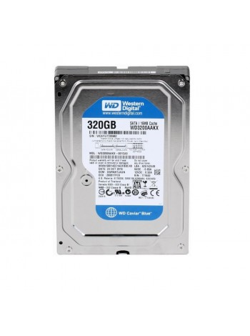 "Жесткий диск SATA 3.5"" Western Digital 320гб, Б/У, без BADов"