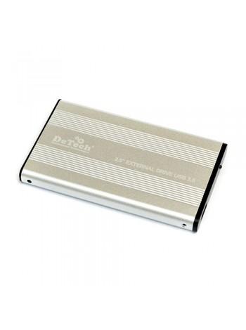 Карман для жесткого диска 2.5  DETECH DT-ED75U3 USB 3.0