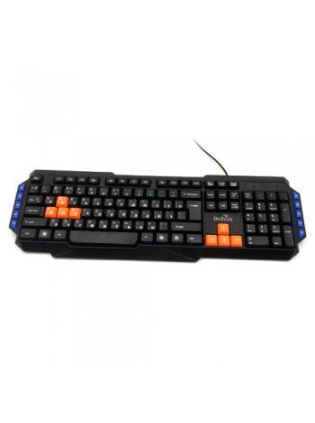Клавиатура DeTech DT-304 USB