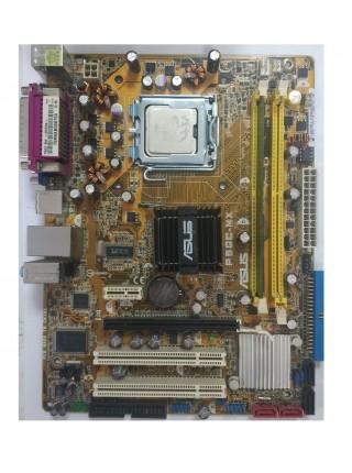 Материнская плата Asus ASUS P5GC-MX, socket 775, Б/У