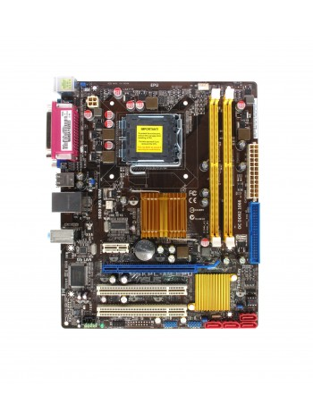 Материнская плата ASUS P5KPL-AM EPU,G31, socket 775, DDR2, Б/У
