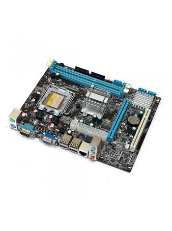 МАТЕРИНСКАЯ ПЛАТА DETECH DT-G41 DDR3, SOCKET 775 ,VGA, COM
