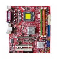Материнская плата MSI MS-7528,G31, socket 775, DDR2, Б/У
