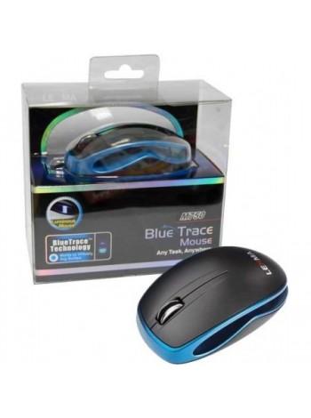 Мышка Lexma M750 Blue usb