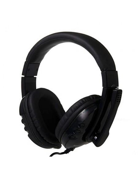 Наушники с микрофоном DETECH DT-790