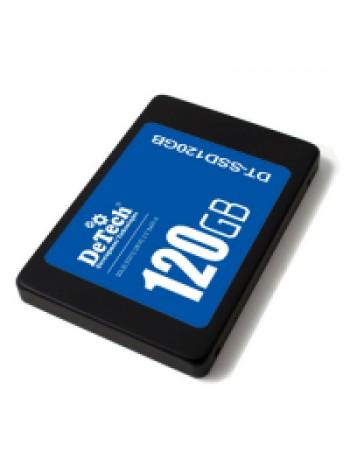 "SSD накопитель DETECH DT-SSD120GB SSD 120GB 2.5"" SATAIII"