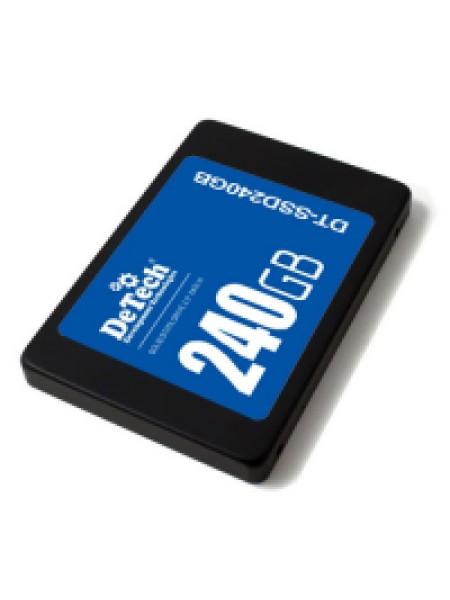 "SSD накопитель DETECH DT-SSD240GB SSD 240GB 2.5"" SATAIII"