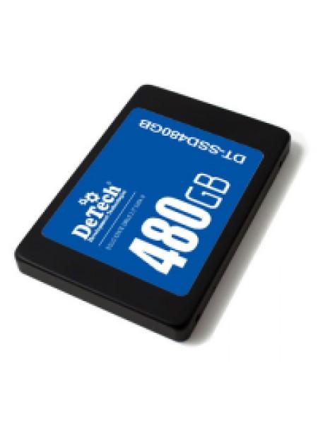 "SSD накопитель  DETECH DT-SSD480GB SSD 480GB 2.5"" SATAIII"