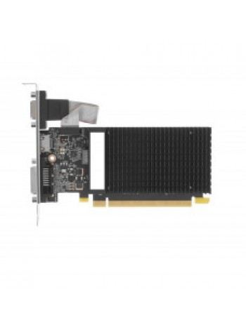 Видеокарта DeTech GT710LP-2GD3 2gb DDR3 (64 bit)