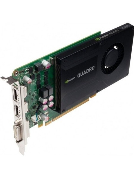 Видеокарта профессиональная NVIDIA Quadro K2000 2gb