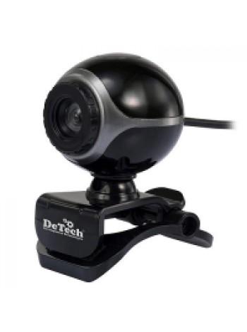 Веб-камера DeTech DT626