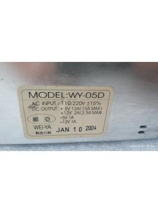 Блок питания WY-05D +5/+12/-5/-12